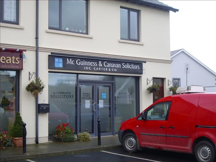 McGuinness & Canavan, Carndonagh, Co Donegal