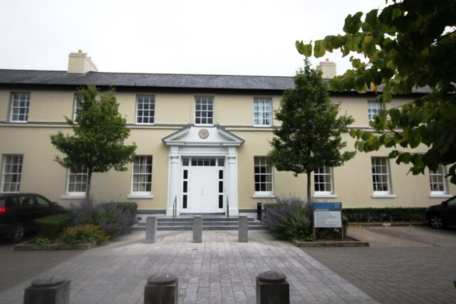 Office At Joyce House, Barrack Square