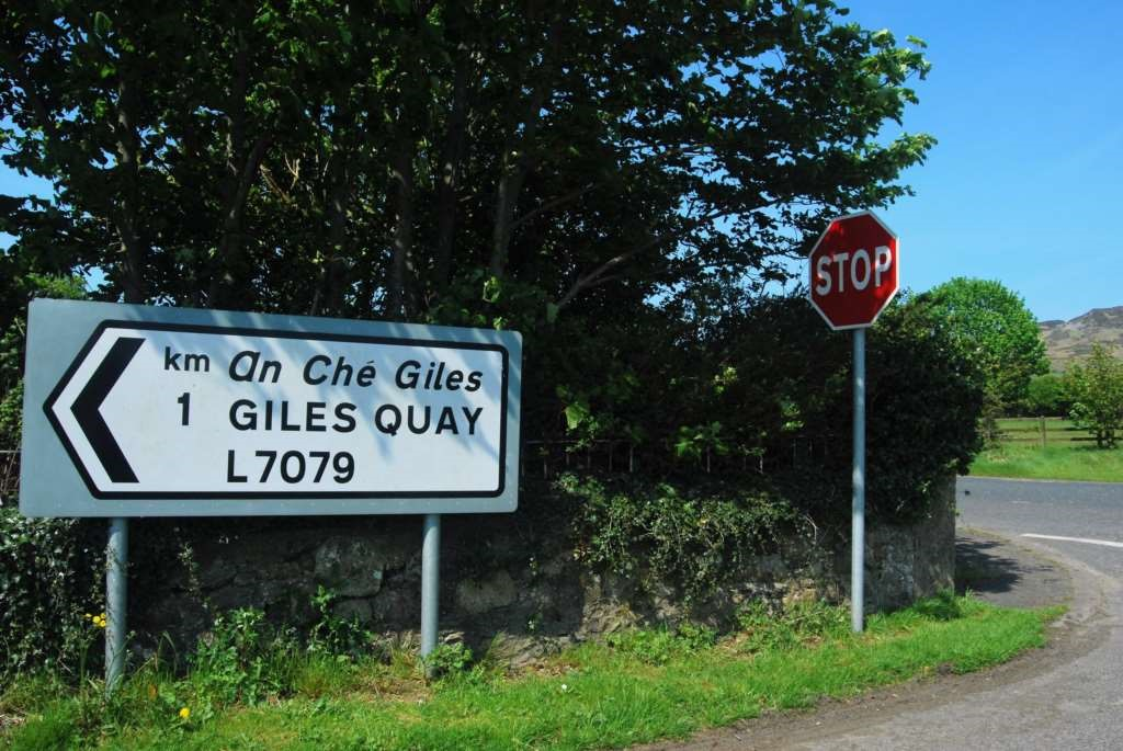 Gyles Quay, Dundalk