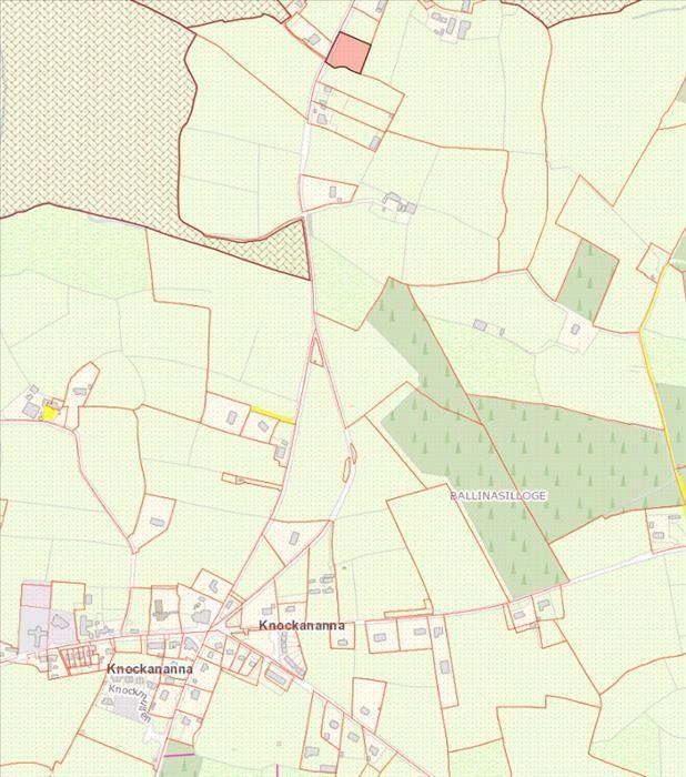 Knockanskeagh, Knockananna