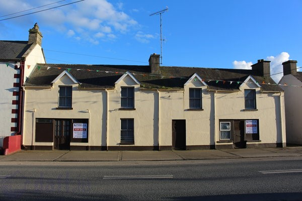The Stags Head, Main Street, Carnew, Co. Wicklow