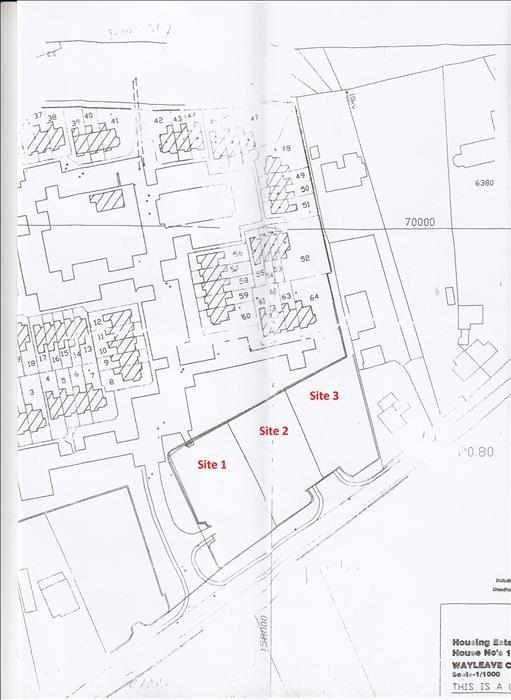 Site 1, Tuairin Glas, Greenfields,