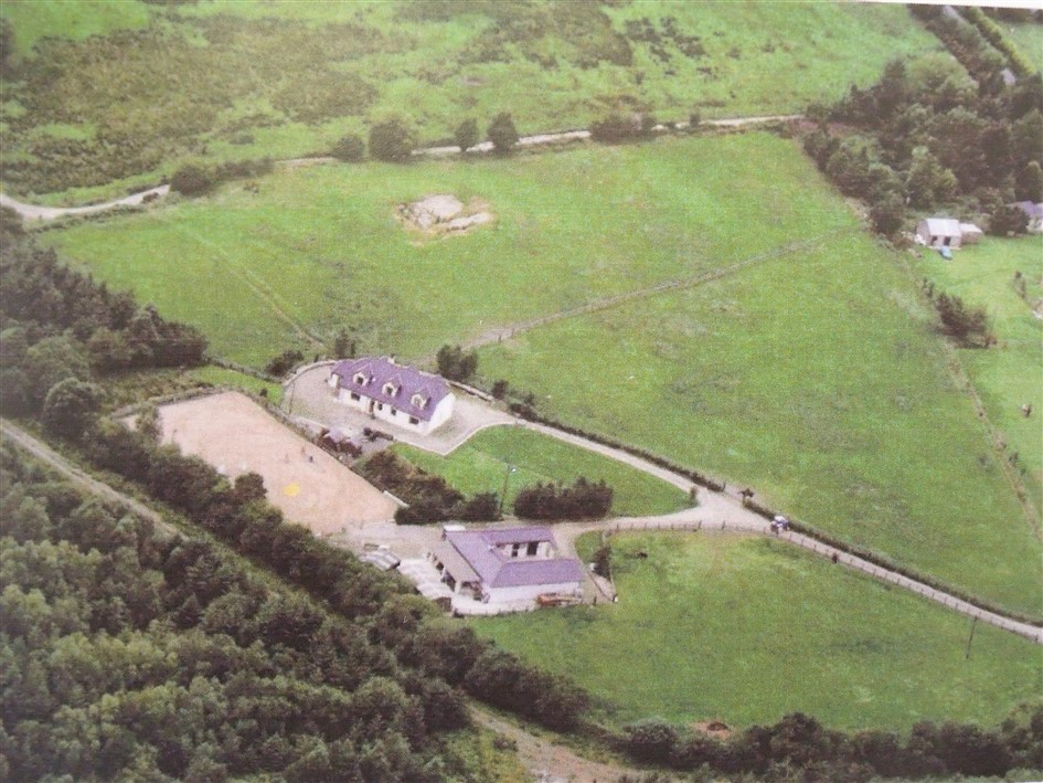 Ballynabarney, Loggan