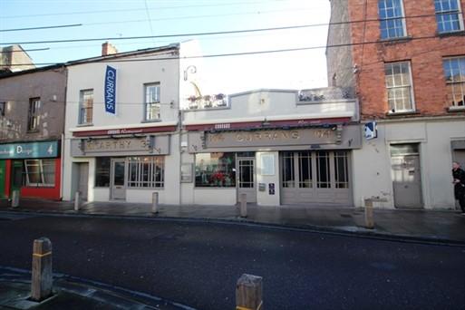 Former Curran's Restaurant, 4/5/6A Adelaide Street