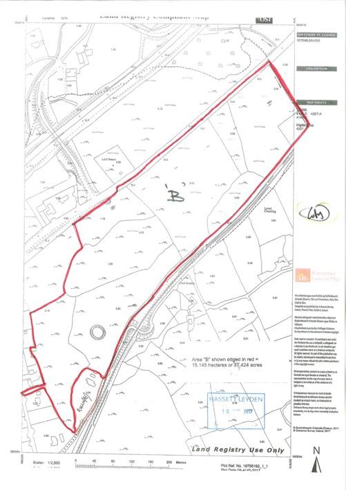 Approximately 15.15 hectares (37.424 acres) Cregard, Barefield, Ennis, Co. Clare