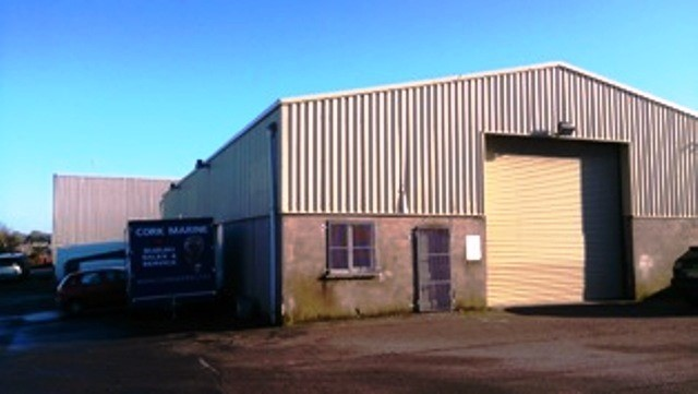 Unit At Ballycurreen Industrial Estate