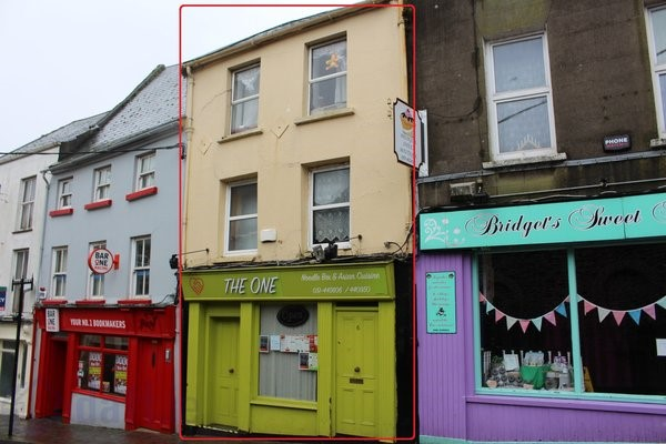 6 Mary Street, New Ross, Co. Wexford