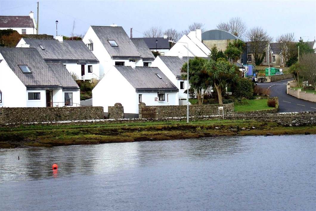 The Old Deanery Cottages, Steeple Hill, Killala, Co. Mayo, F26 FX51