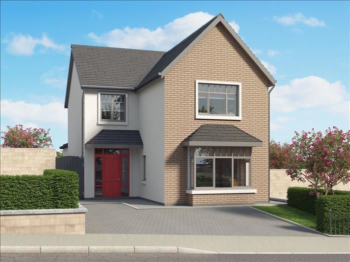 The Drive, E1 House Type