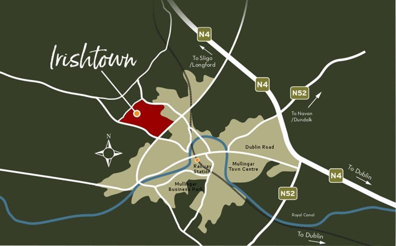 Bedrooms in Irishtown, Mullingar, Westmeath, Westmeath - Commercial.ie
