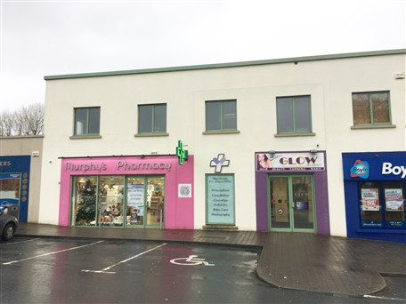 9 & 10 Roslevan Shopping Centre, Tulla Road, Ennis, Co. Clare