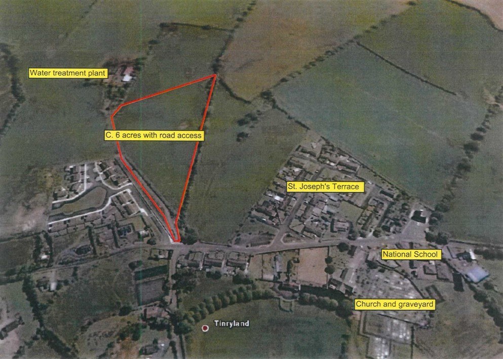 6.6 Acre Site At Tinryland, Carlow