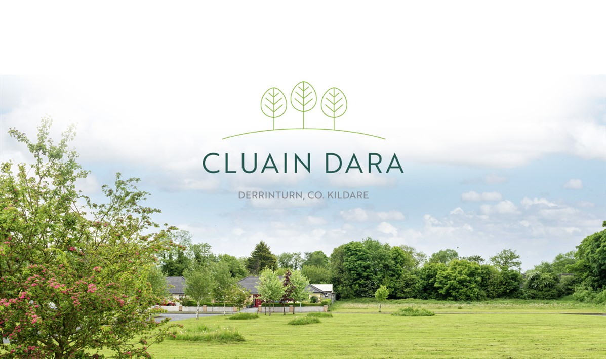 Cluain Dara, Derrinturn, Co. Kildare – 3 bedroom semi-detached.
