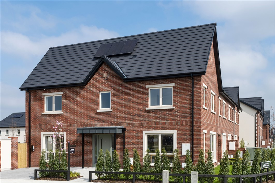 Elsmore, Naas, Co. Kildare – Large 4 Bed Townhouses