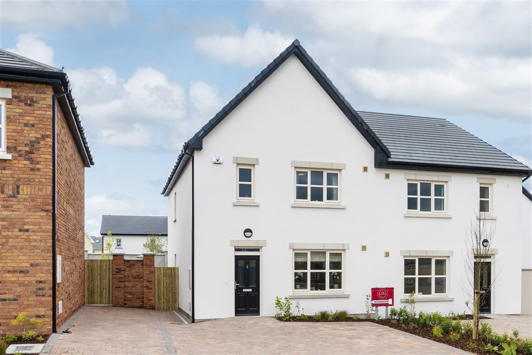 The Paddocks, Station Road, Newbridge, Co. Kildare – 3 bedroom semi-detached