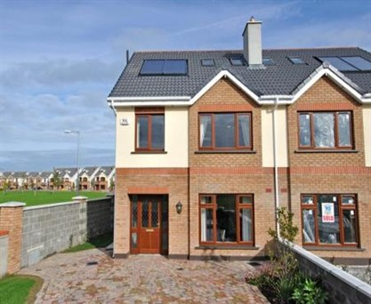 Moyglare Hall, Maynooth, Co. Kildare – New Three Bedroom Semi – Detached