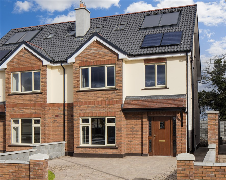 Moyglare Hall, Moyglare Road, Maynooth, Co. Kildare – Semi-detached 4 bedrooms plus study