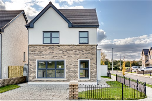 The Riverside at Ryebridge, Kilcock, Co. Kildare – 4 Bed Detached