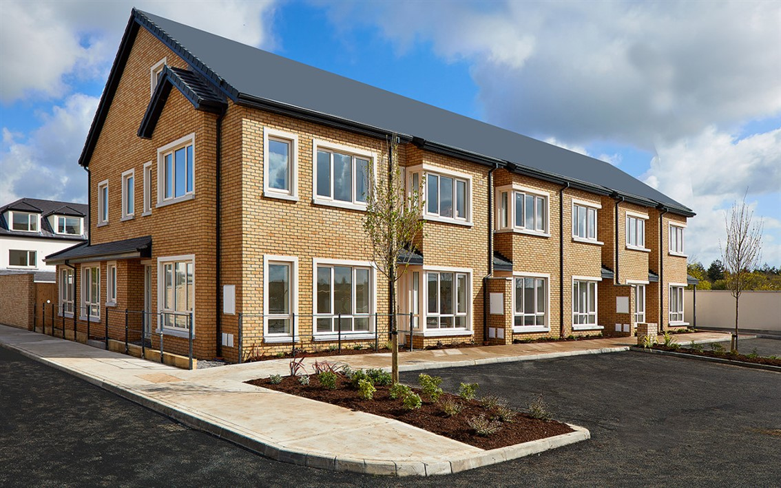 Castlewellan Park, Celbridge, Co. Kildare Type D4 – 3 Bed Townhouse