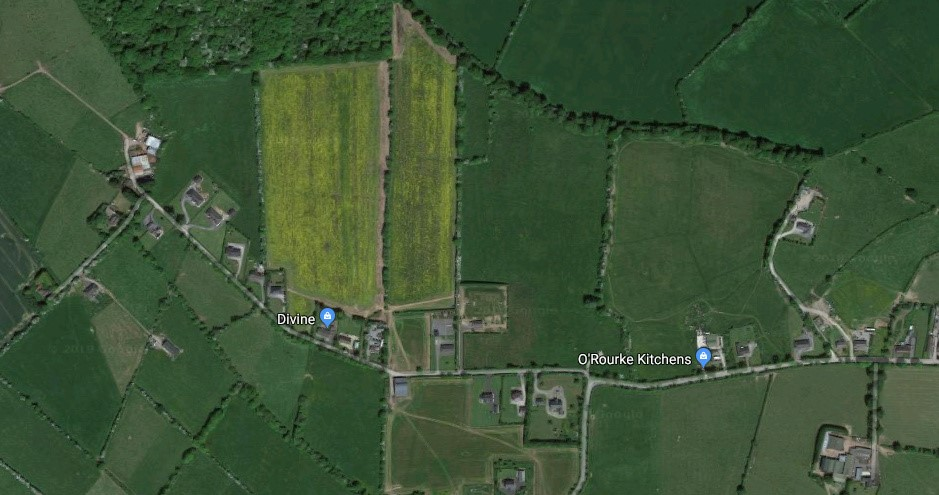Ballycahan, Kilcock, Co. Kildare – Approx. 21 .7 acres (8.78 Ha)