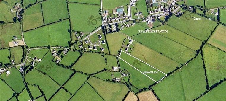 Staplestown, Donadea, Co. Kildare – Approx. 6 Acres