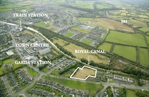 Kilcock, Co. Kildare – Town Centre Development Site.