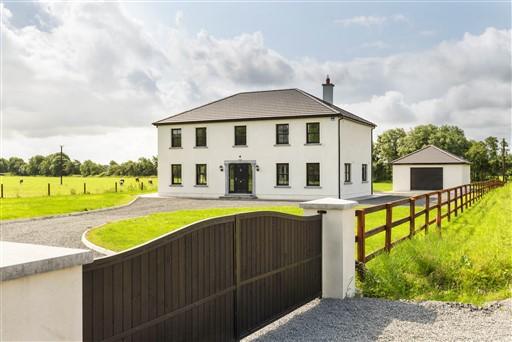 Clogheraun Brook, Staplestown, Donadea, Co. Kildare – New Build