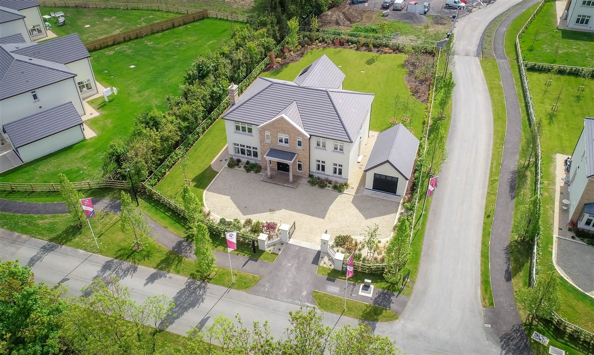 Holsteiner Park, Williamstown Stud, Clonee, Co. Meath 'The Frankel' c.2,650 sq.ft.
