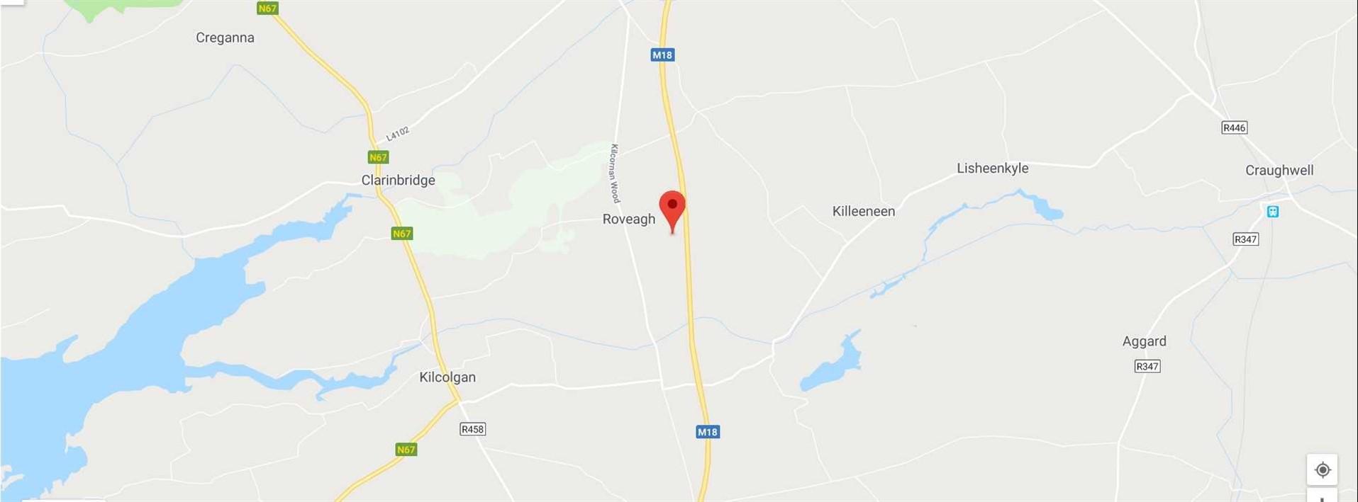 Roveagh, Kilcolgan