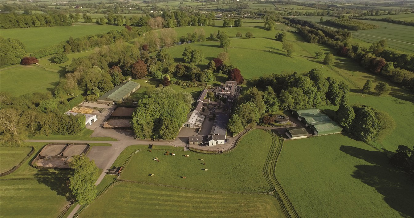 Grangecon Demesne and Stud, Grange Con, Co. Wicklow