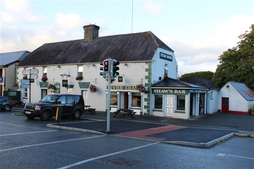 """Shaw's"" Bar/Steakhouse, Main Street, Summerhill, Meath"