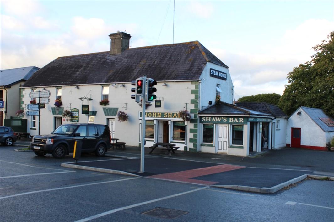"""Shaw's"" Bar/Steakhouse, Main Street, Summerhill, Meath"
