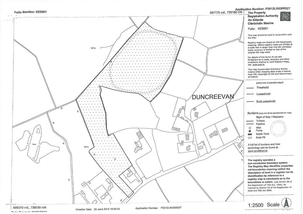 Duncreevin, Kilcock, Co.Kildare – approx.19 acres