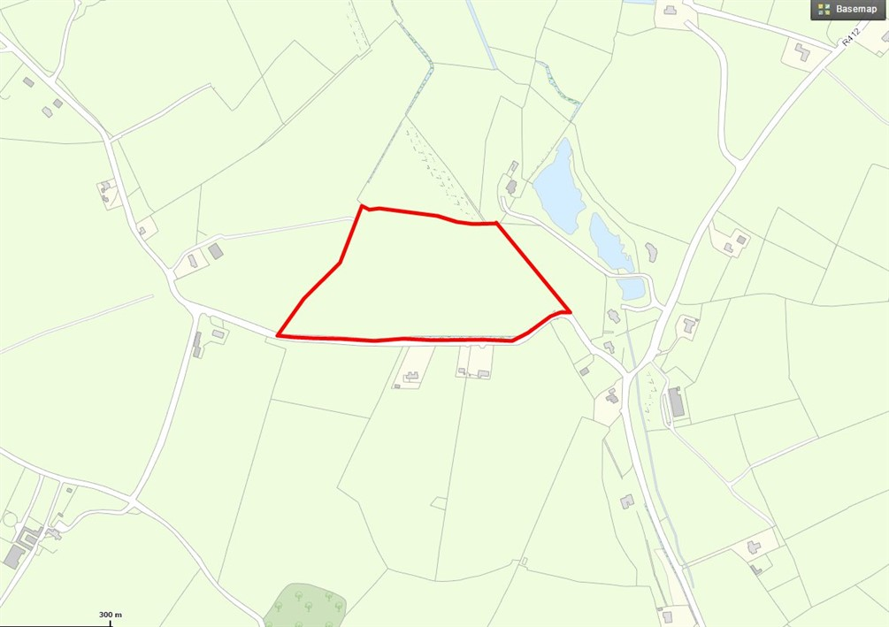 Grangebeg, Dunlavin, Co Kildare approx 22 acres