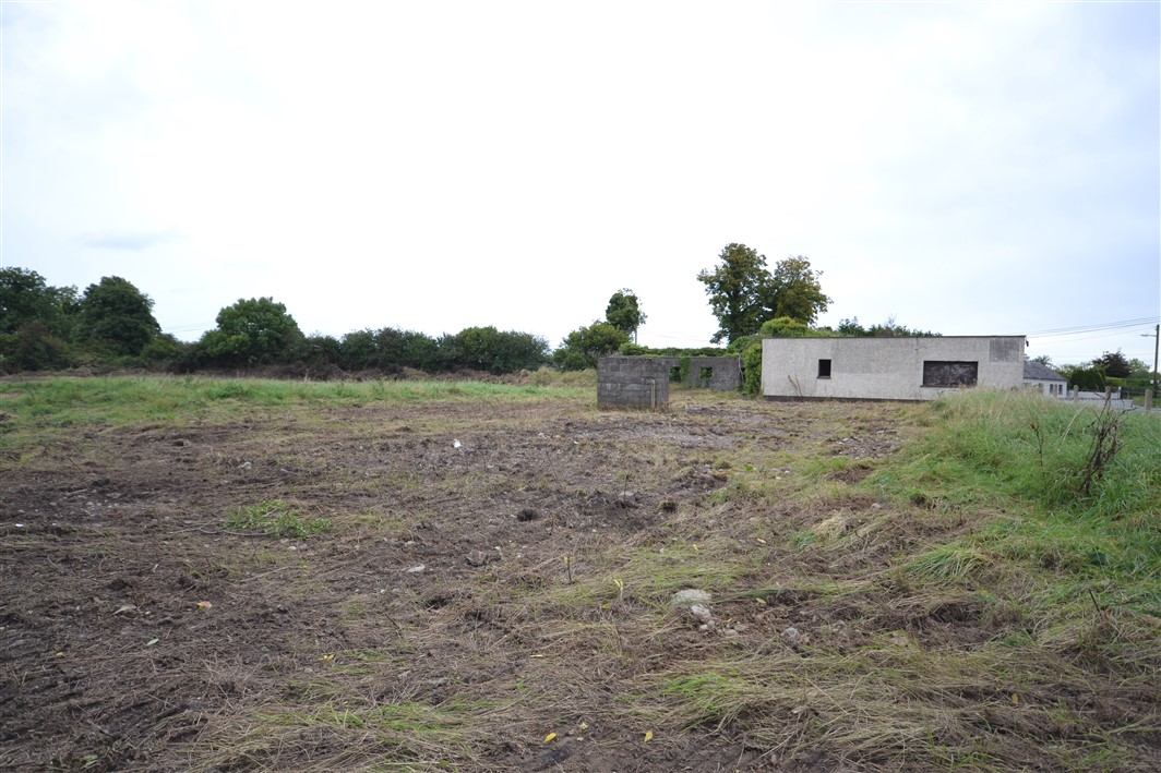 Derelict Property at Clogharinka, Broadford, Co. Kildare on 2 acres.