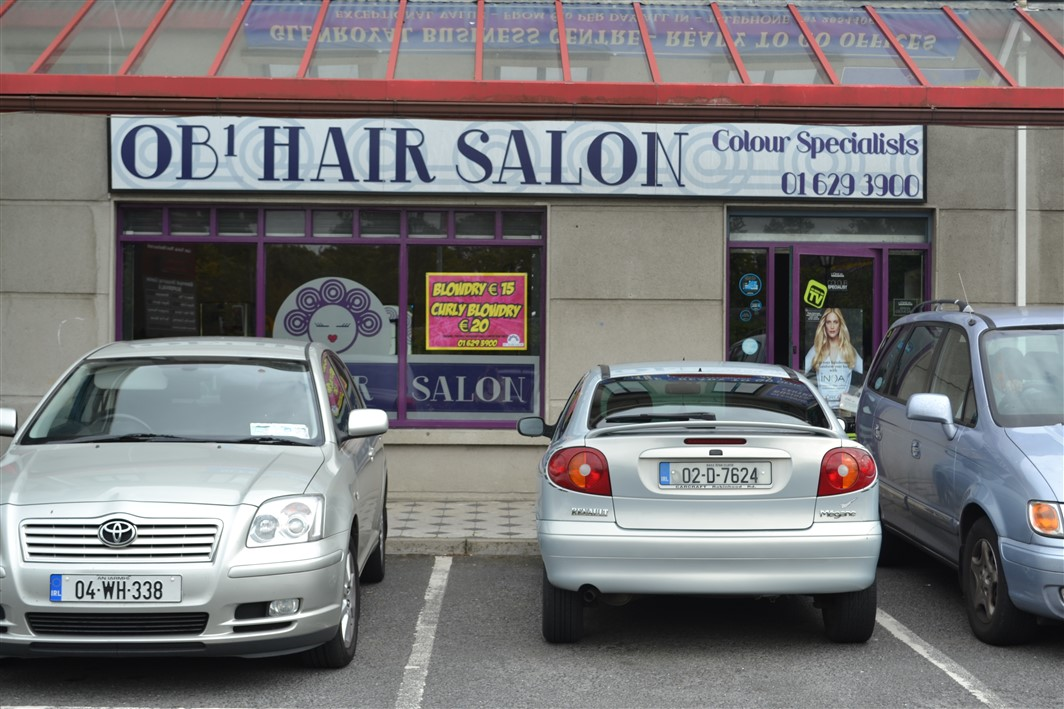 Glenroyal Shopping Centre, Maynooth, Co. Kildare
