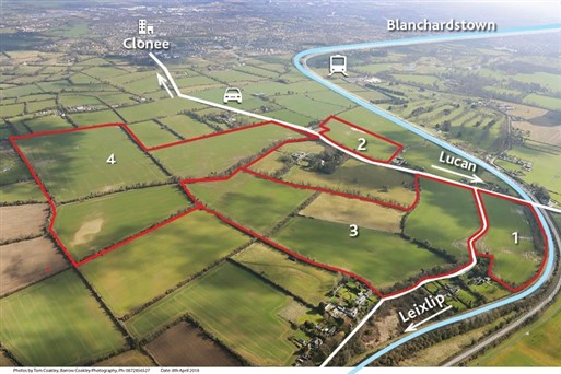 Allenswood, Lucan, Co Dublin – Approx. 183 acres