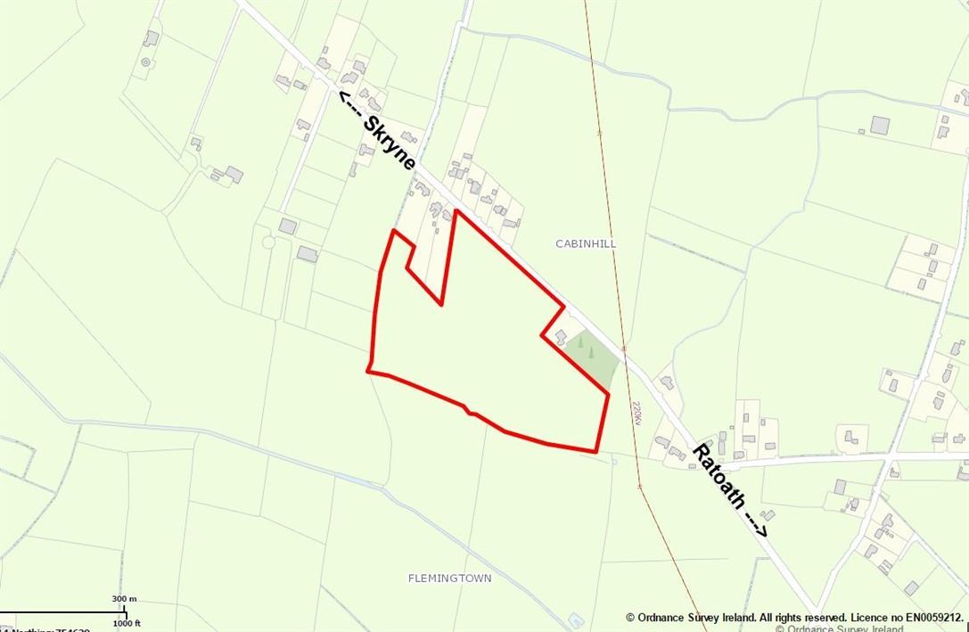 Cabinhill, Ratoath, Co. Meath c.19.5 acres