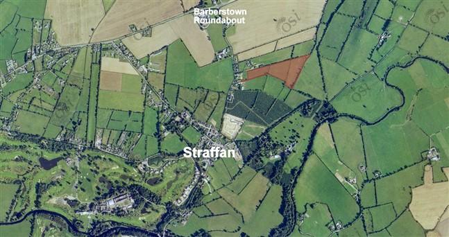 Straffan, Co. Kildare – approx. 16 acres