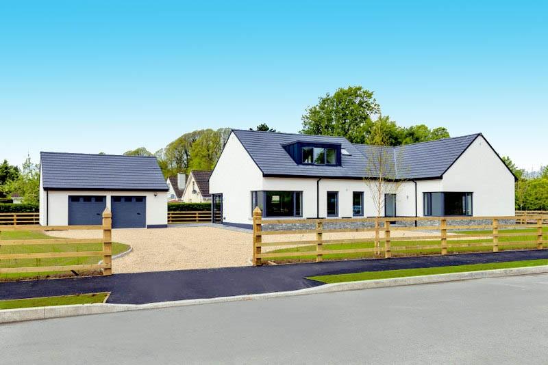 Grangemore Manor, Brannockstown, Co. Kildare – 4 & 5 Bedroom Family Homes
