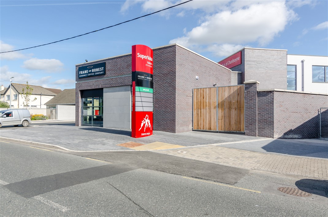 Dunboyne Shopping Centre, Dunboyne, Co. Meath – 4 no. Retail Units to include a Coffee Shop