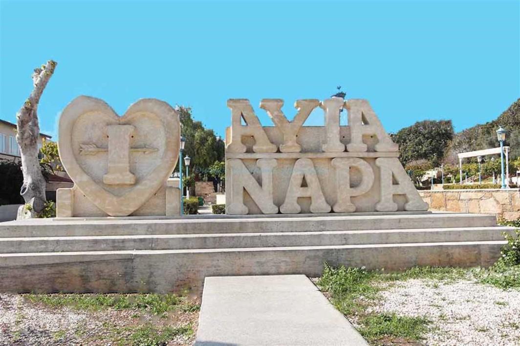 AYN140, Ayia Napa
