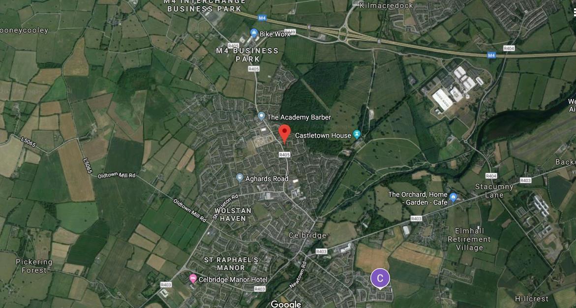 Hawthorn, Maynooth Road, Celbridge, Co. Kildare