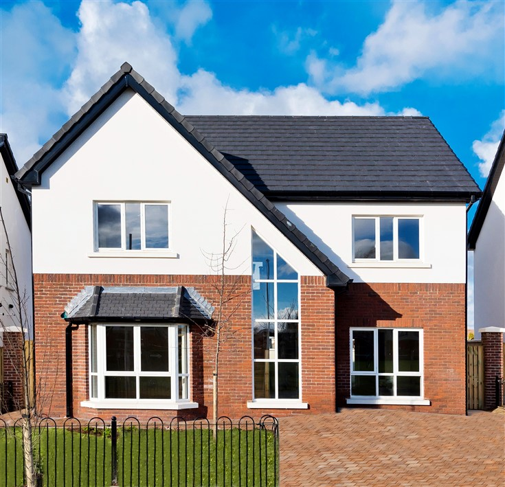 Kilbelin Abbey, Newbridge, Co. Kildare – White Abbey – 4 Bed Detached
