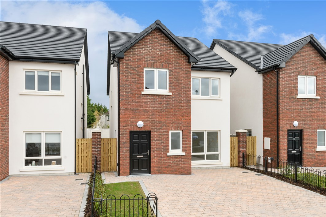 Kilbelin Abbey, Newbridge, Co. Kildare – Red Abbey – 4 Bed Detached