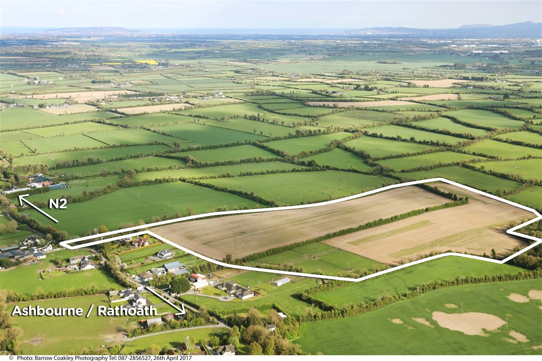 Fleenstown Great, The Ward, Ashbourne, Co. Meathc. 41 acres (16.6 ha)