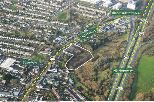 Main Street, Blanchardstown, Dublin 15 – approx. 2.25 acres