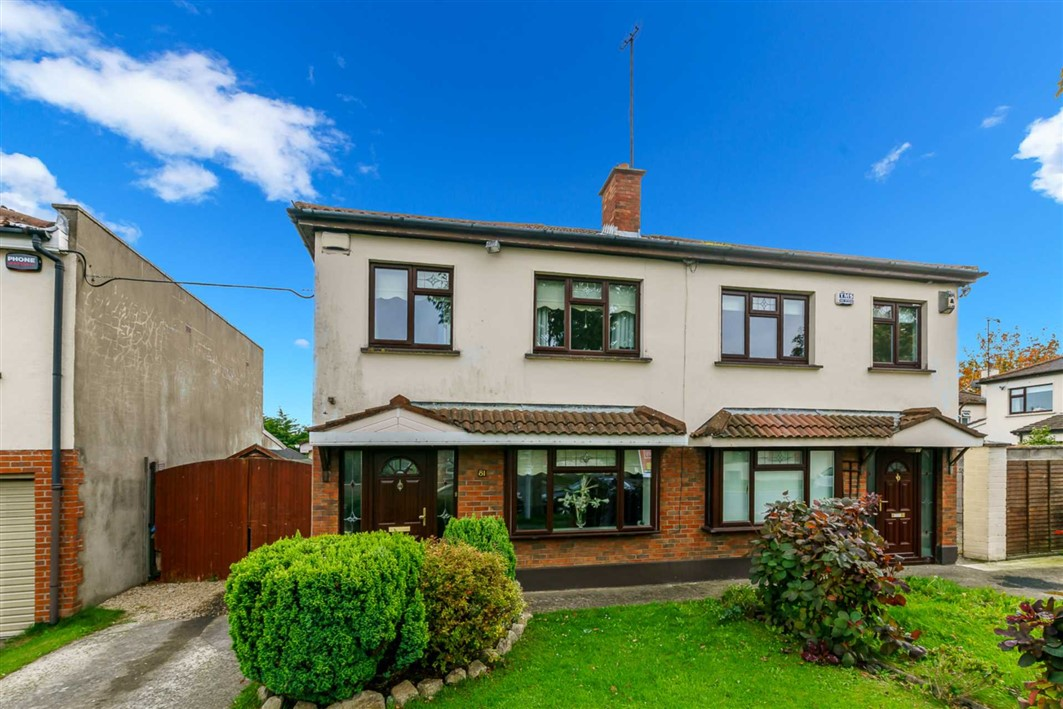 81, Mount Eagle Drive, Leopardstown, Dublin 18