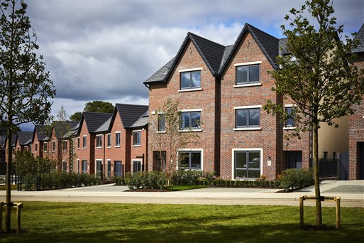 Mariavilla, Moyglare Road, Maynooth, Co. Kildare – 4 bed s/d, Type E1