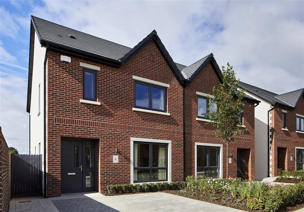 Mariavilla, Maynooth, Co. Kildare – 3 bed semi-detached.